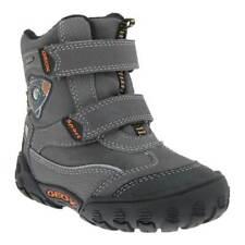 Scarpe stivali grigi marca Geox per bambini dai 2 ai 16 anni