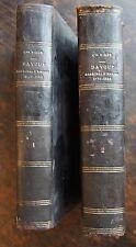 VIGIER COMTE: DAVOUT Marechal d'Empire Duc D'Auerstaedt, Prince d'Eckmuhl (1770-