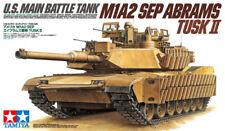 Tamiya 35326 - 1/35 US Kampfpanzer M1A2 Sep Abrams Tusk II - Neu