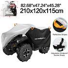 XL Quad 190T ATV Cover Weatherproof Fit for Polaris Honda Yamaha Can-Am Suzuki