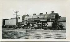 5F999A RP 1940/50s? CMStPM&O OMAHA RAILROAD TRAIN ENGINE #418