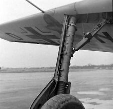 WW2 Photo WWII Captured German Luftwaffe Fw190 Landing Gear World War Two / 6133
