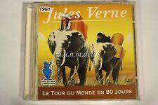 Le Tour Du Monde En 80 Jours - Jules Verne -  Music CD