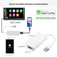 USB Dongle Adattatore Android Car Radio per Apple iOS CarPlay GPS Navigazione