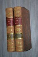 Les merveilles du mondes en 2 tomes / 1820 / Propiac (sans illustrations) E50