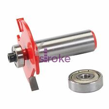 """1/2"""" Inch Shank Biscuit Cutter Router Bit No.10 & 20 TCT Biscuit Joiner?"""