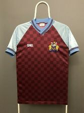 VINTAGE SPALL BURNLEY 1988 1989 HOME VINTAGE FOOTBALL SOCCER JERSEY SIZE M RARE