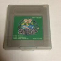 Nintendo Game Boy Pocket Monsters Pokemon Green Boxed GameBoy GB game Japan