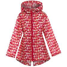 Mädchen-Jacken, -Mäntel & -Schneeanzüge