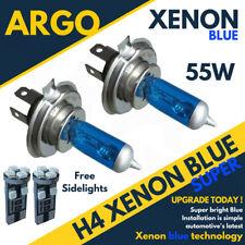 Kawasaki Er-6f 650 a Xenón Azul Hielo 55w 472 Bombillas+501 Luces Laterales SMD