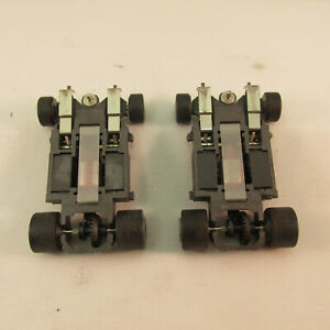 "LIFE-LIKE CHASSIS ~ 2 PC ~ ""M"" CHASSIS ~ NM/MINT ~ LIGHTLY OILED ~ RUNS GOOD"