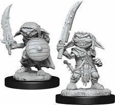 Goblin Fighter Male Deep Pathfinder D&D miniature Dungeons Dragons unpainted Z