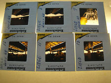 Apollo 8 Spacecraft Return Capsule -  Set of 31 Kodak Slides - 1969 Europe