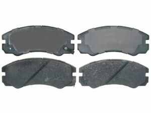 For 2001-2002 Isuzu Rodeo Sport Brake Pad Set Front AC Delco 44813PG