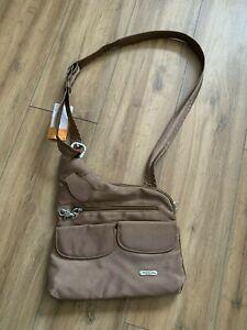 Travelon Anti-Theft Crossbody Bag. Great travel bag, loads of safe pockets