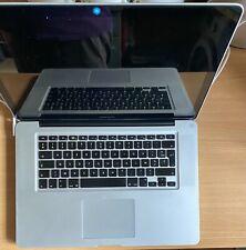 "Apple MacBook Pro 15.4"" Computadora Portátil - (junio, 2009)"