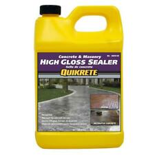 1 gal. high gloss concrete sealer | oil grease salt acid sealing protects from