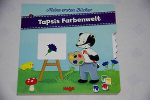 Tapsis Farbenwelt Meine ersten Bücher von Haba ab 18 Monaten