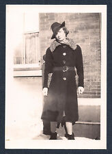 Cross Dressing Man Needs to Work on His Pose Gay Interest Vintage Photograph