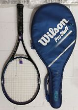 Rare! Wilson ProStaff 5.5si Aire Shell 95 sq.in. Tennis Racket Grip 4 1/4 Vg/Ex!