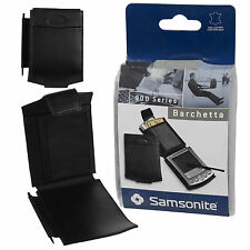 SAMSONITE PALMARE PDA PC BARCHETTA PELLE CASE Wallet
