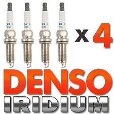 4 x Honda Civic 1.8L OEM/OES DENSO SKJ20DR-M11S Iridium Spark Plugs DX; EX; LX