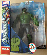 MARVEL SELECT INCREDIBLE HULK THE AVENGERS MOVIE ACTION FIGURE NEW FIGURE