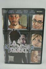 A SCANNER DARKLY - DVD  (Keanu Reeves, Robert Downey Jr)