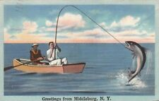 Postcard Greetings from Middleburg Ny