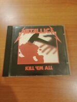 Metallica Kill 'em All CD