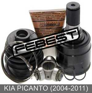 Inner Cv Joint 20X35X25 For Kia Picanto (2004-2011)