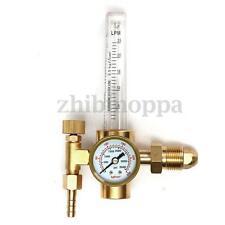 New Argon CO2 Gas Mig Tig Flow Meter Welding Flowmeter Regulator Gauge Welder