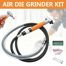 90 Degree 3MM Micro Air Die Grinder Pneumatic Grinding Pencil Polisher Tool