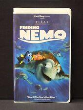 Finding Nemo VHS