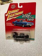 Johnny Lightning Super 70's 1971 71 Buick Riviera Black 1:64 MOC 2002
