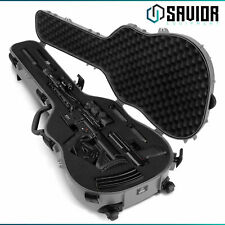 [SAVIOR EQUIPMENT] Tactical Discreet Rifle Carbine Shotgun Guitar Rifle Gun Case