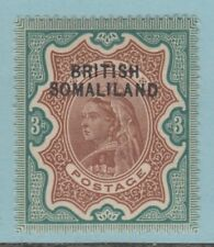 SOMALILAND PROTECTORATE 11 MINT HINGED OG * NO FAULTS VERY FINE!