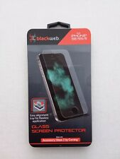Blackweb iPhone SE / 5S / 5 - Glass Screen Protector (NEW)