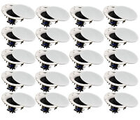 """20 Pack - TDX 6.5"""" 2-Way Ceiling Wall Home Theater Speaker Flush Mount White New"""