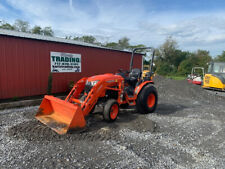2016 Kubota B3350 4x4 Hydro 33hp Compact Tractor With Loader Only 500 Hours