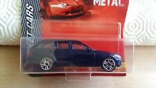 MAJORETTE - BMW 5 TOURING     BLUE      1/64 APROX. *NEW*