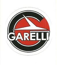 GARELLI MOTORCYCLE Sticker Decal