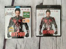 Ant-Man (Blu-ray Disc, 2015, 2-Disc Set, 3D) Marvel Disney