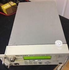 GIGA-Tronics 8541 C UNIVERSALE misuratore di potenza RF con opzione 01 02