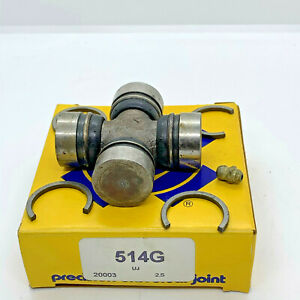 Universal Joint 514G U Joint For AMC Ford Mercury Falcon Mustang Details Below