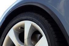 für KIA x2 Radlauf Verbreiterung Kotflügelverbreiterung Leisten CARBON Look rear