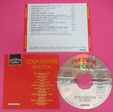 CD Compilation Cosa Succede In Citta'VASCO ROSSINOMADILUCIO DALLA no lp mc(C44)