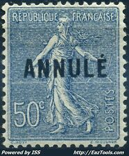 FRANCE TYPE SEMEUSE COURS INSTRUCTION N° 161CI2 NEUF * AVEC CHARNIERE
