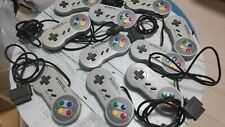 Great Condition Super Famicom (SNES) Controllers - SFC Nintendo Official Japan