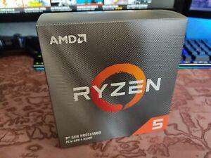 AMD Ryzen 5 3600 3,6 GHz 6 cœurs 12 treads AM4 Processeur